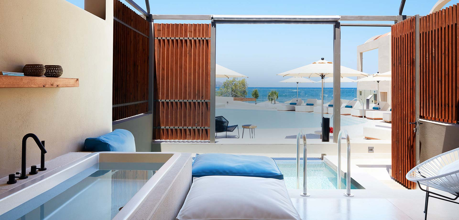 DOMES NORUZ CHANIA - luxury boutique hotel in Crete