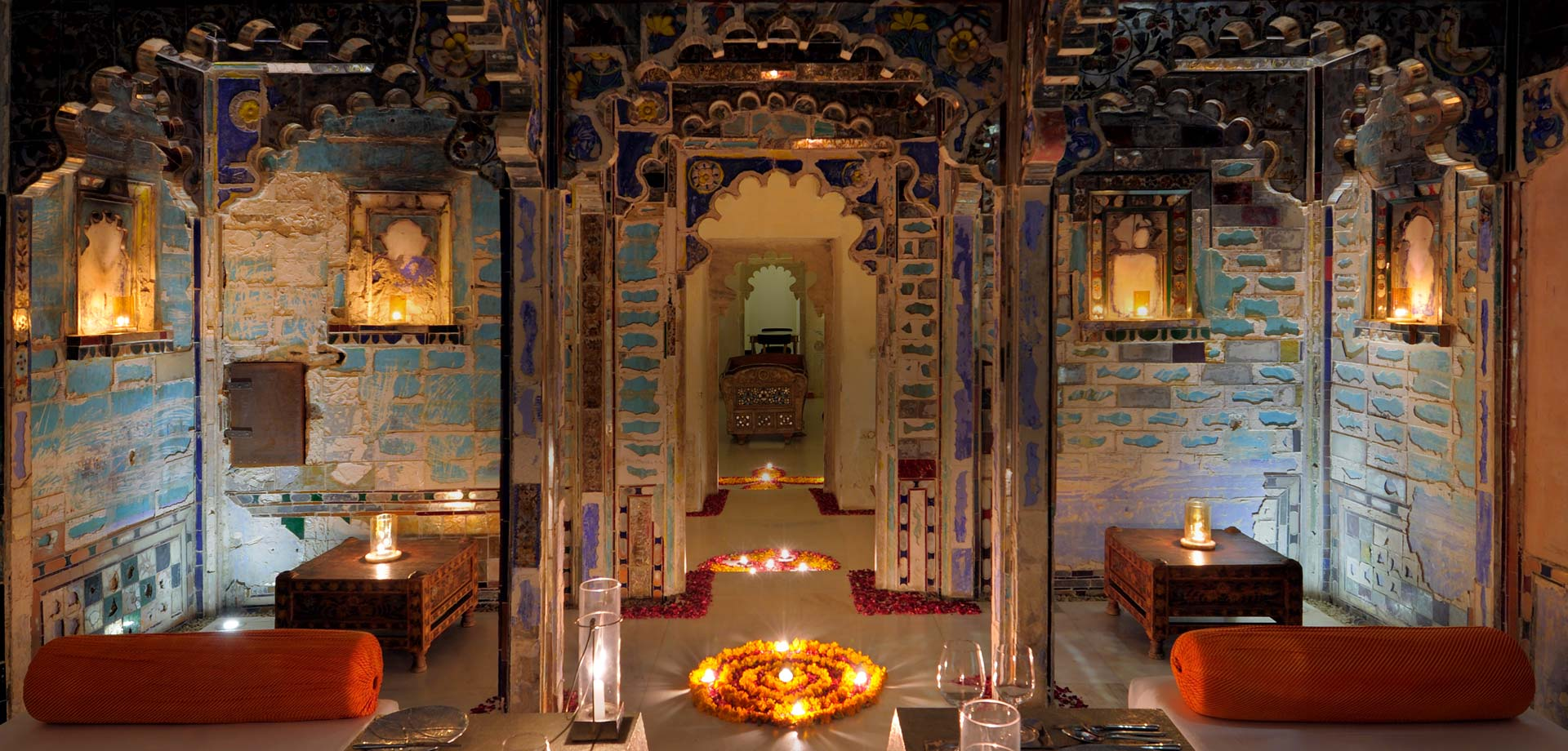RAAS DEVIGARH - Udaipur luxury resort