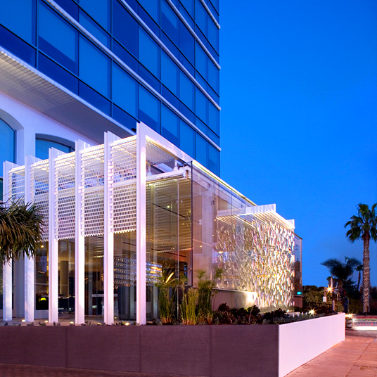 Andaz West Hollywood Boutique Hotel In Los Angeles
