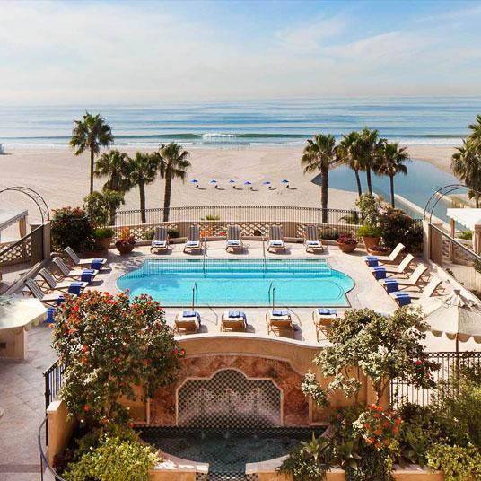 Casa Del Mar A Beach Front 5 Star Luxury Hotel In Santa Monica