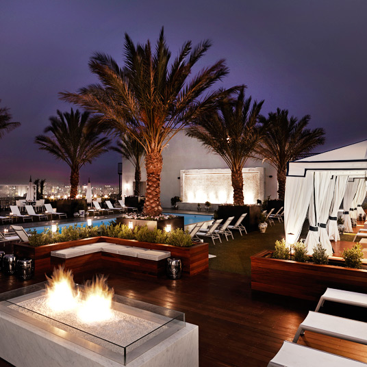 The London West Hollywood Luxury 5 Star Hotel In Near Beverly Hills