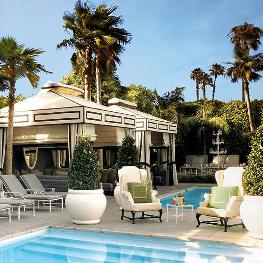 Viceroy Santa Monica A Hip Boutique Hotel In Los Angeles