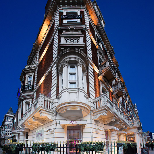 The Mandeville Hotel A London Boutique In Marylebone Area