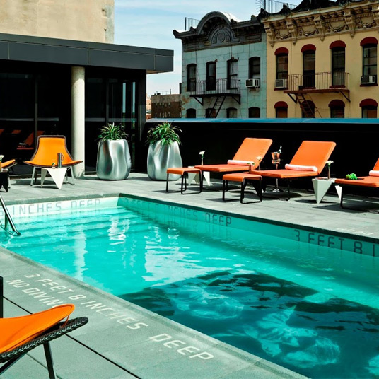Sixty Les A Boutique Hotel In The Lower East Side Of Nyc