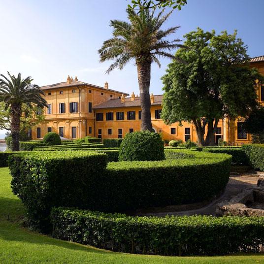 La Posta Vecchia A Classic 5 Star Luxury Hotel In Rome