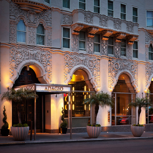 27 Best Luxury Boutique Hotels In San Francisco Bay Area Tablet