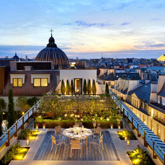 巴黎文华东方酒店(Mandarin Oriental Paris)