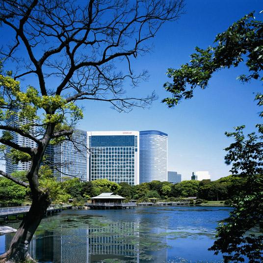 东京康拉德酒店(Conrad Tokyo)