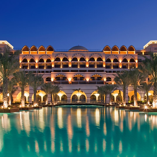 Jumeirah zabeel saray dubai uae hotel reviews tablet for Tablet hotels dubai
