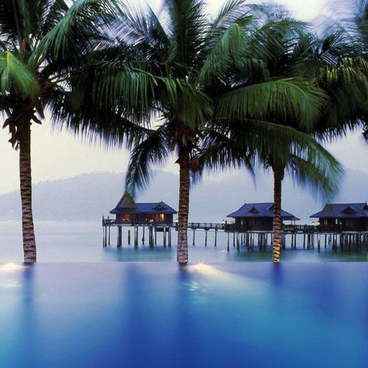 绿中海度假村(Pangkor Laut Resort)