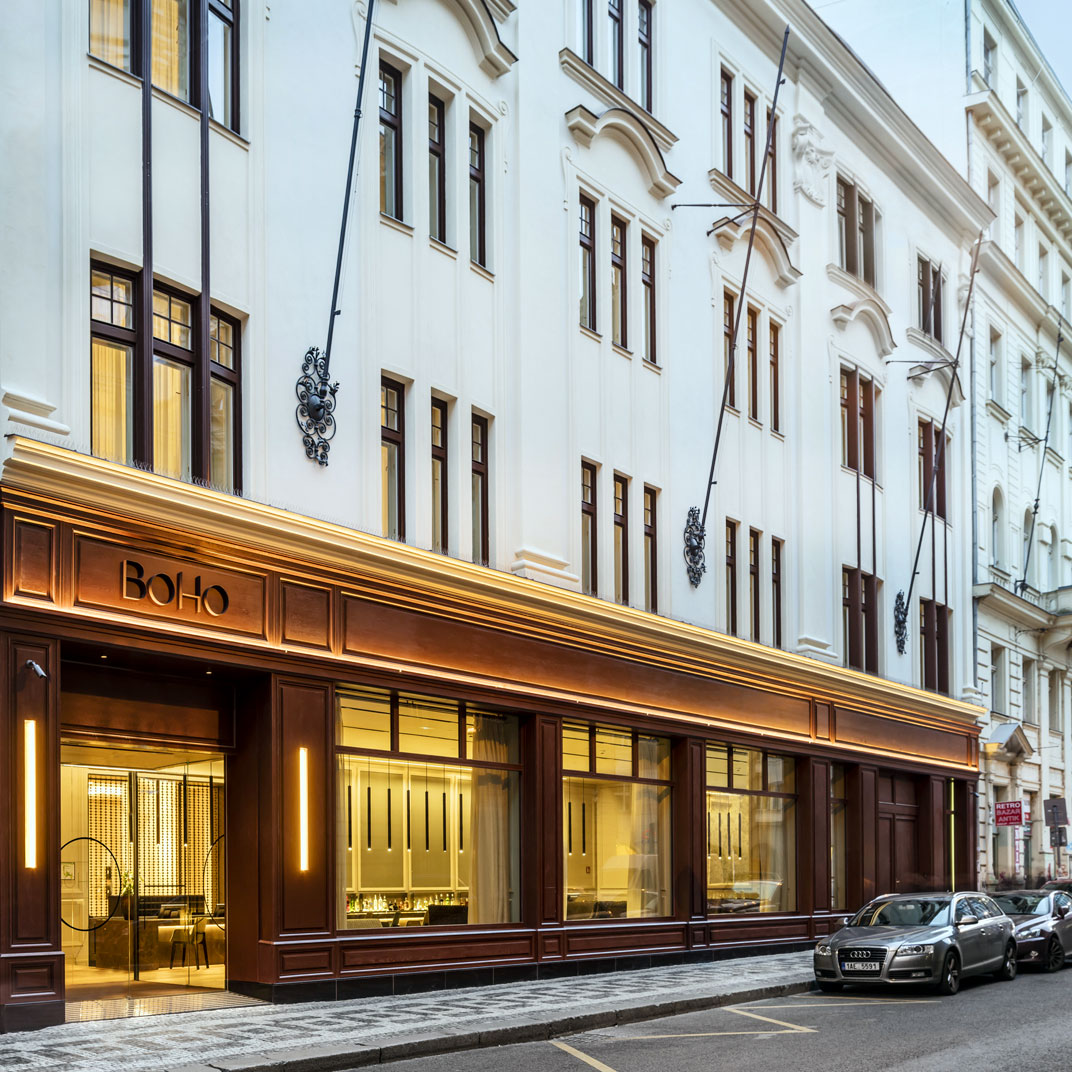 boho prague hotel prague czech republic 18 verified reviews tablet hotels. Black Bedroom Furniture Sets. Home Design Ideas