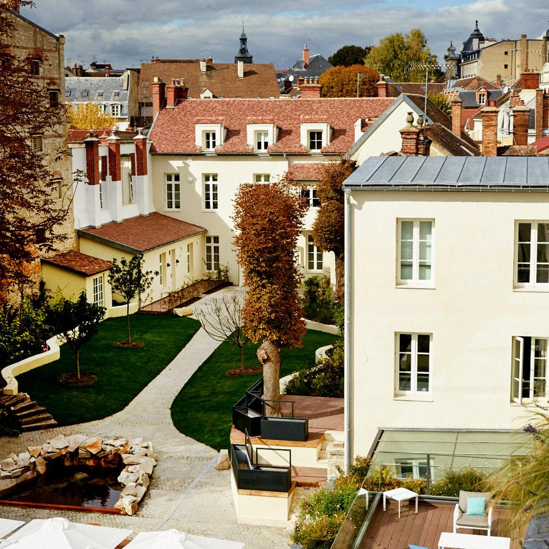 Hotel La Demeure du Parc
