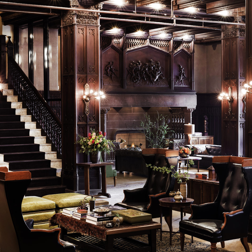 Chicago athletic association chicago illinois 40 hotel for Tablet hotels chicago