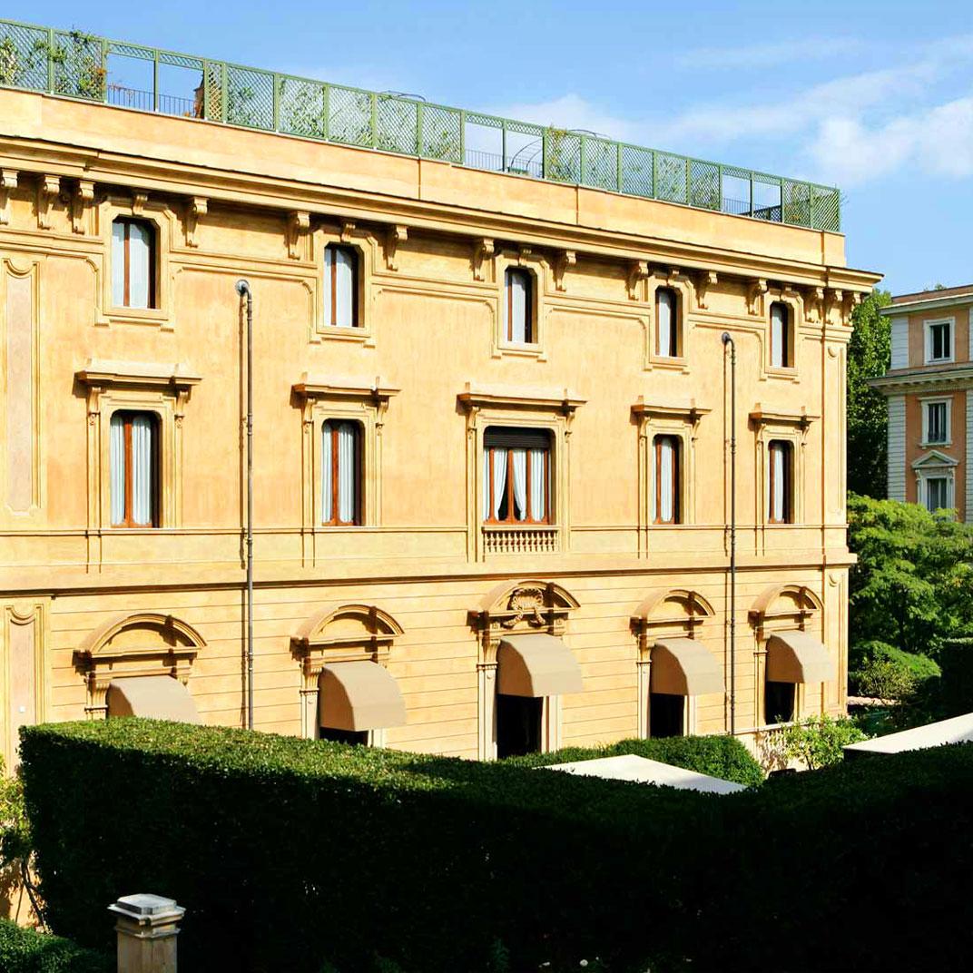 斯帕莱蒂特拉维利别墅 (Villa Spalletti Trivelli)