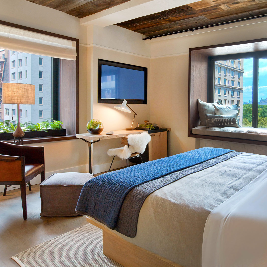 1 hotel central park new york city new york hotel for Tablet hotel
