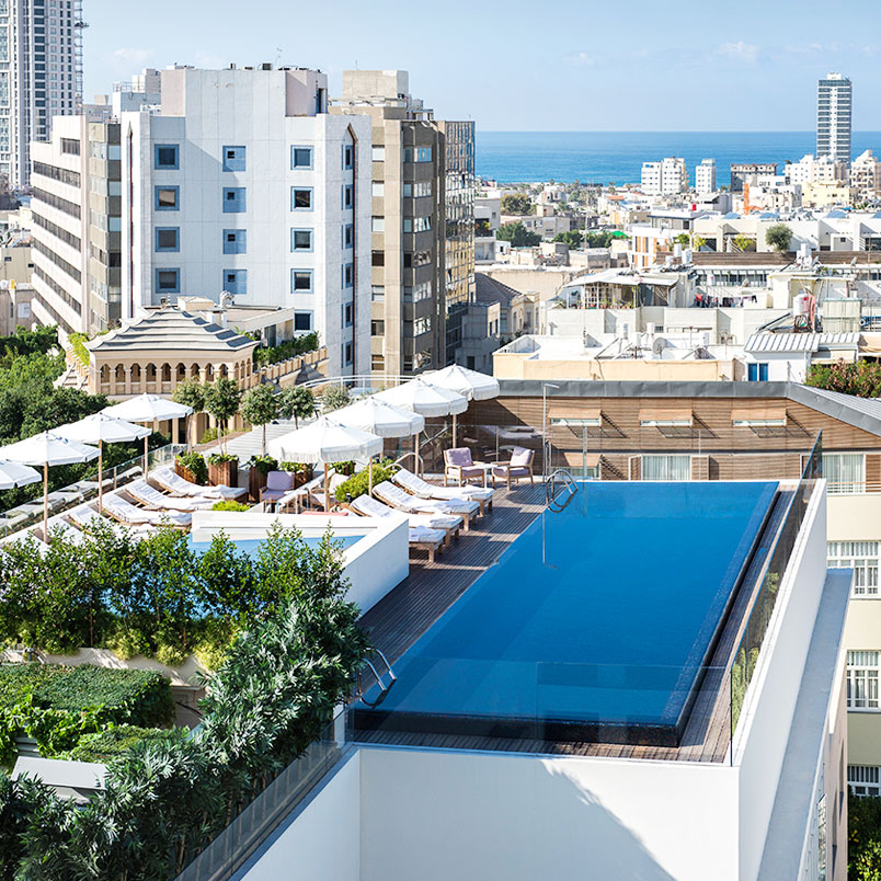 Star Hotels In Tel Aviv On The Beach