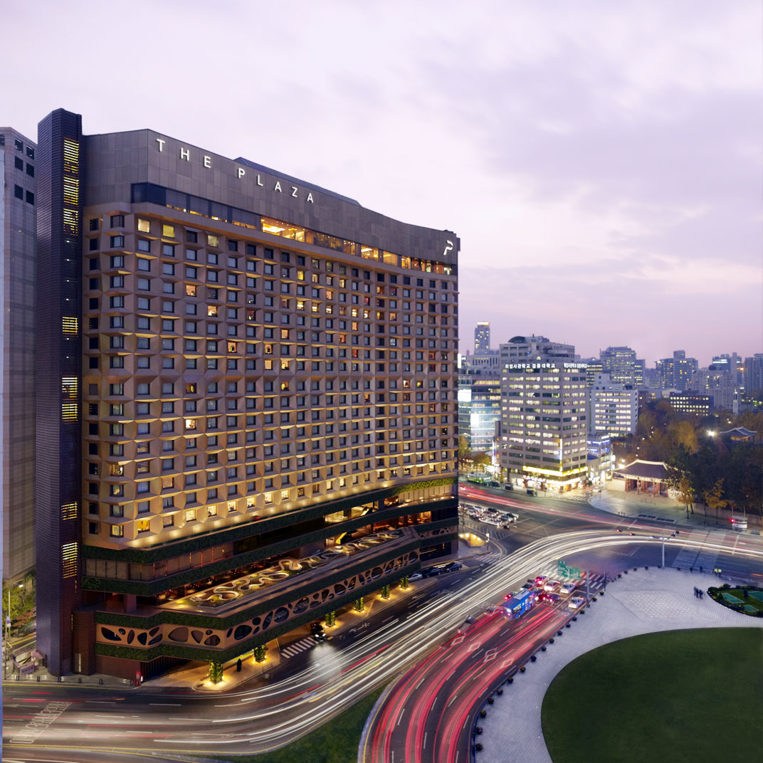 首尔广场酒店(The Plaza Hotel Seoul)