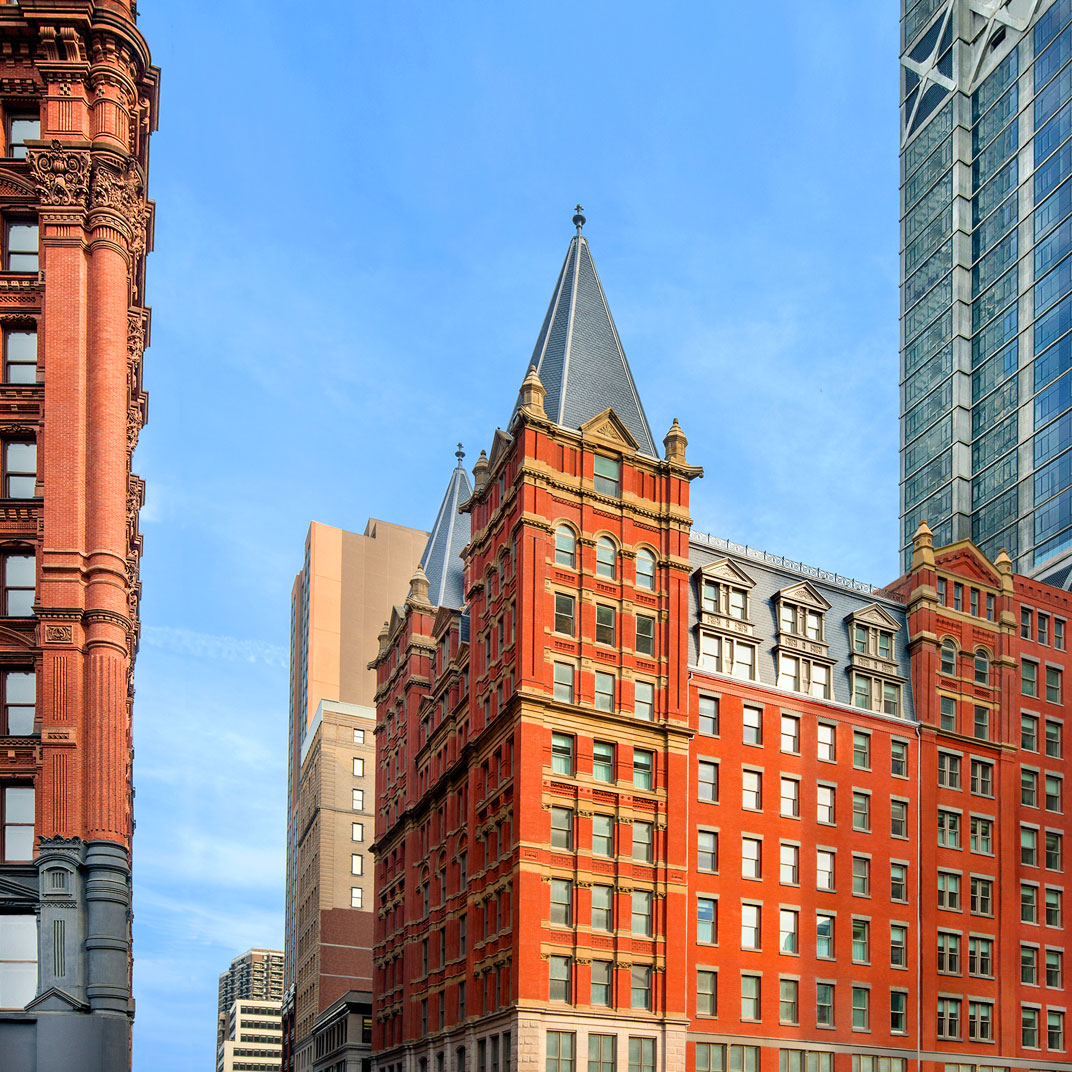 The beekman a thompson hotel new york city new york for Tablet hotels nyc