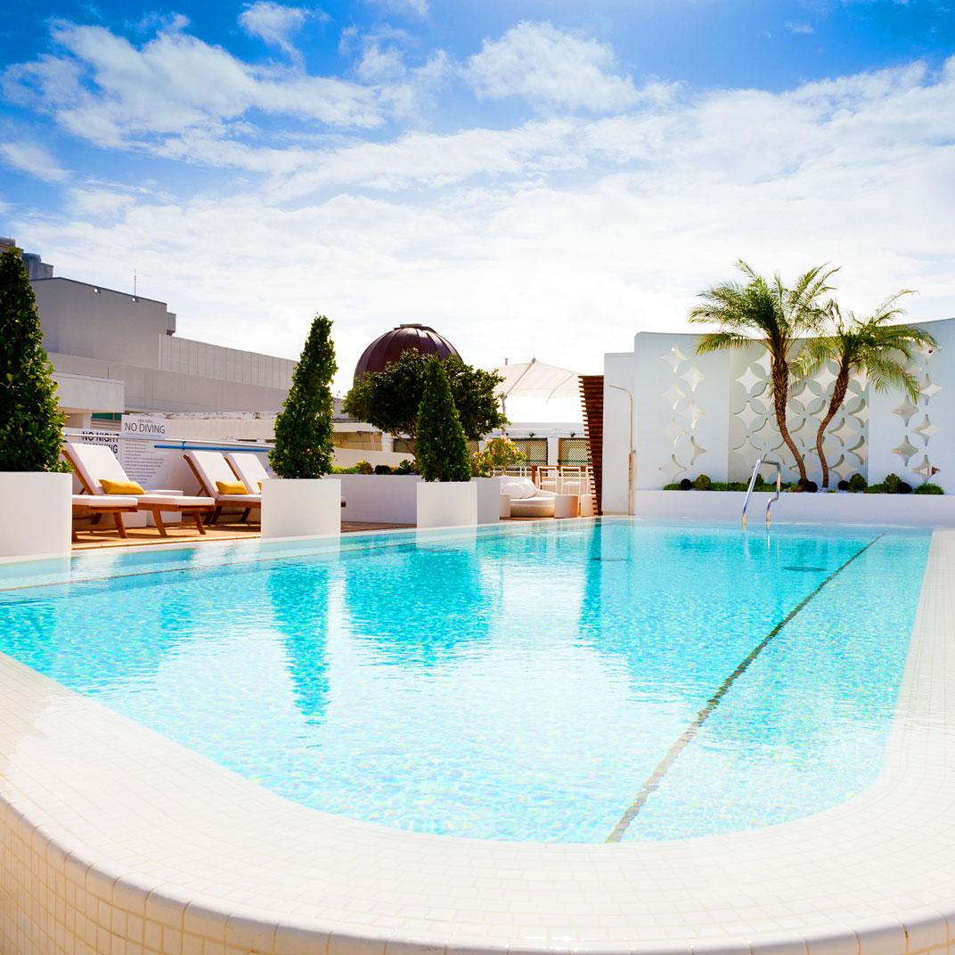 南海滩梦幻酒店(Dream South Beach)