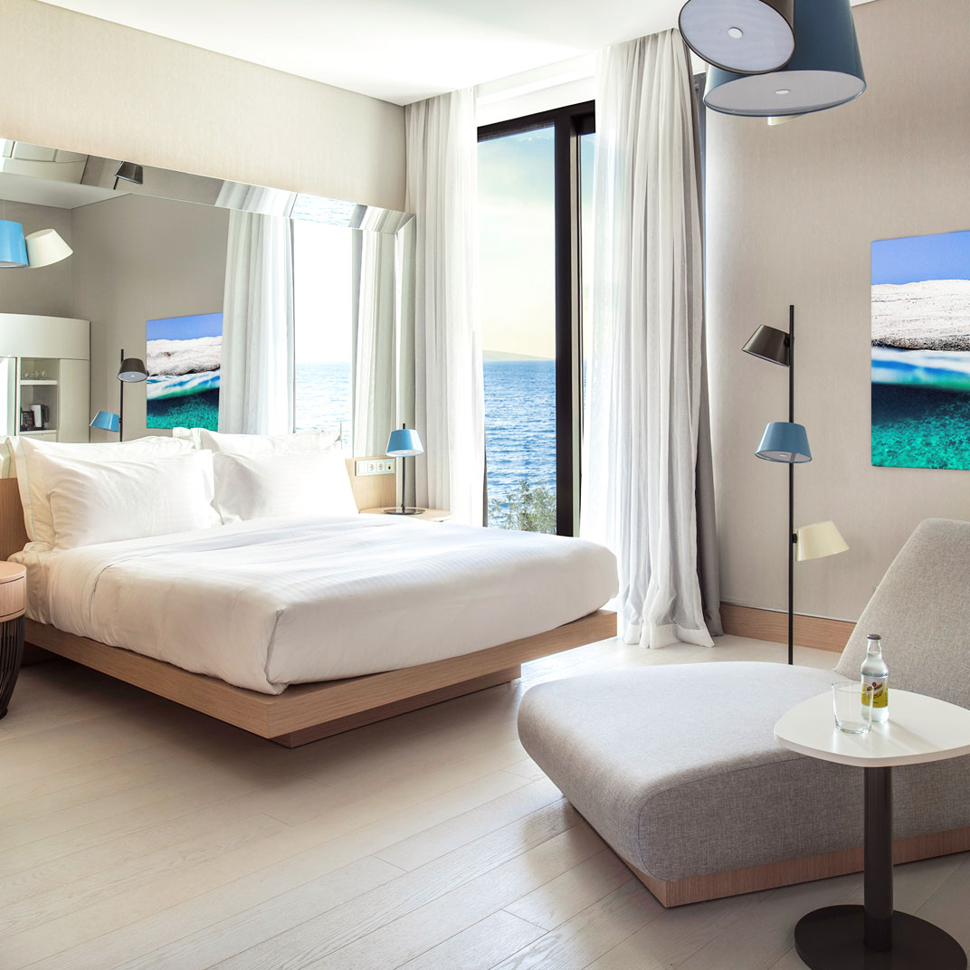 Nikki beach resort spa bodrum bodrum bodrum peninsula for Tablet hotels