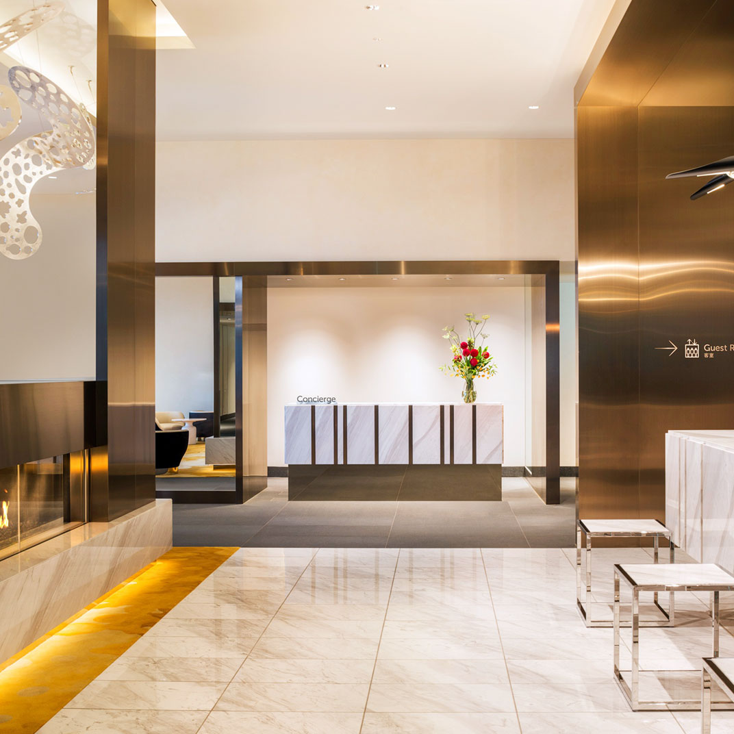 The prince gallery tokyo kioicho a luxury collection for Luxury collection hotels