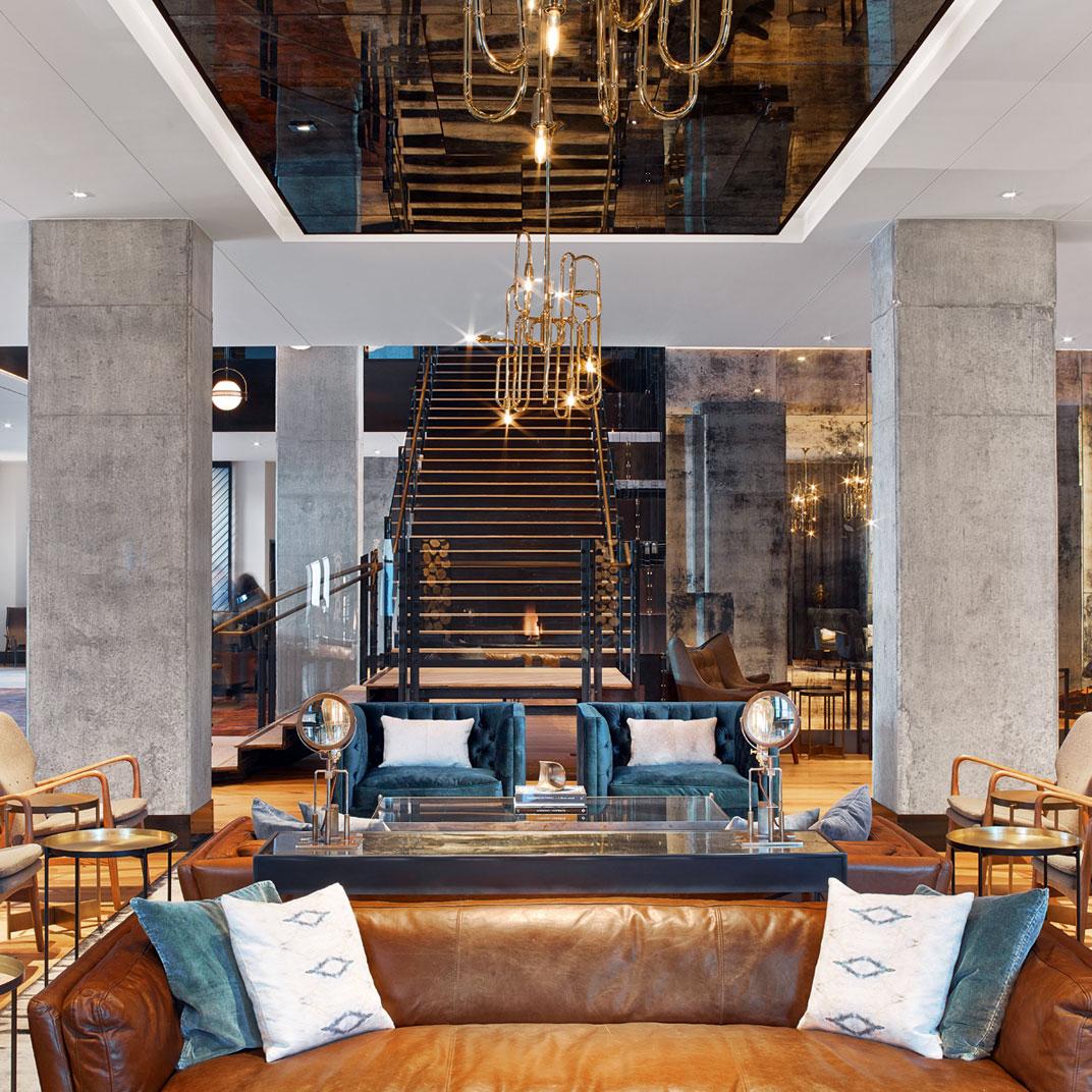 Kimpton Hotel Van Zandt Davis Street Austin Tx