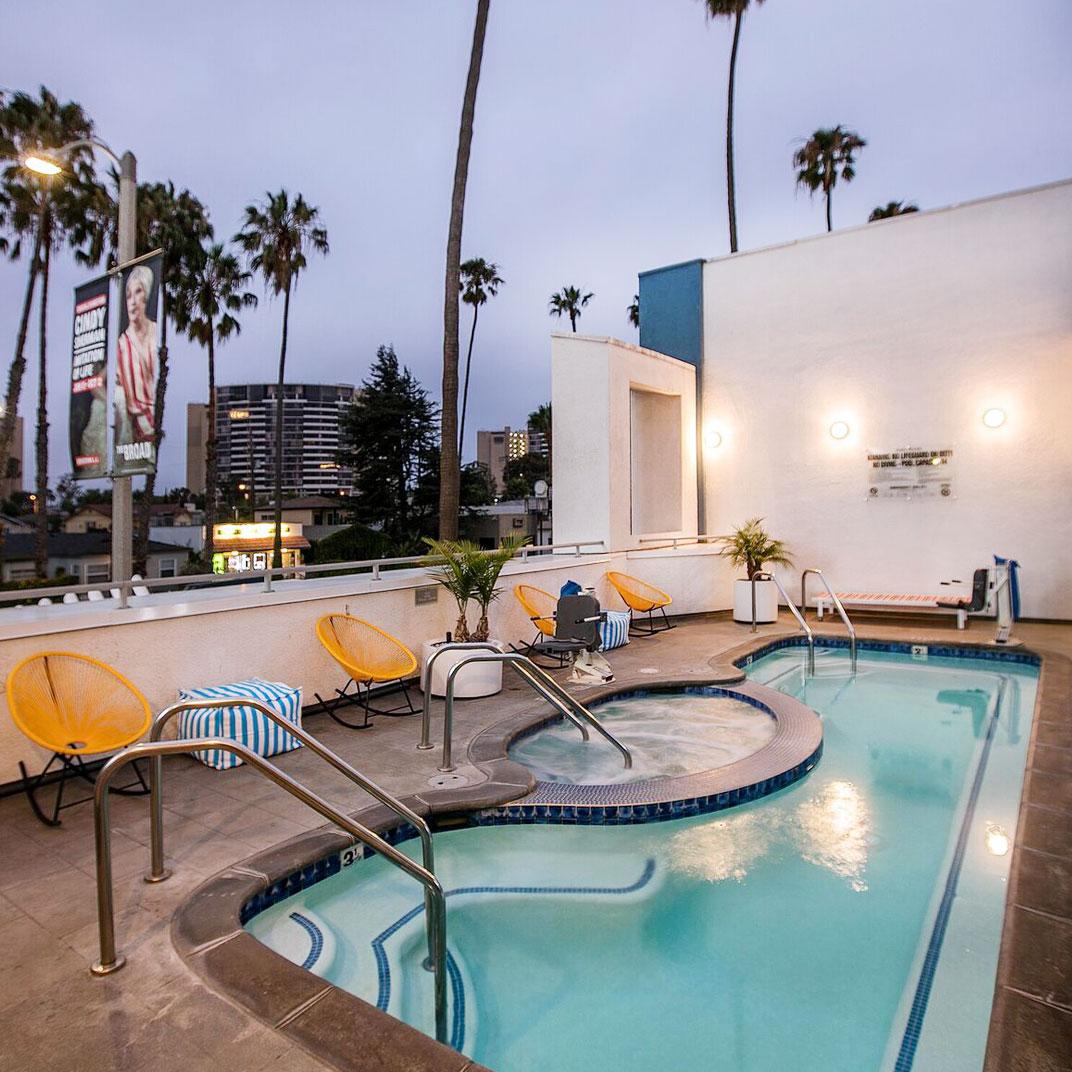Luxury Homes In Los Angeles Area California: The Kinney Venice Beach (Los Angeles Area, California) 16