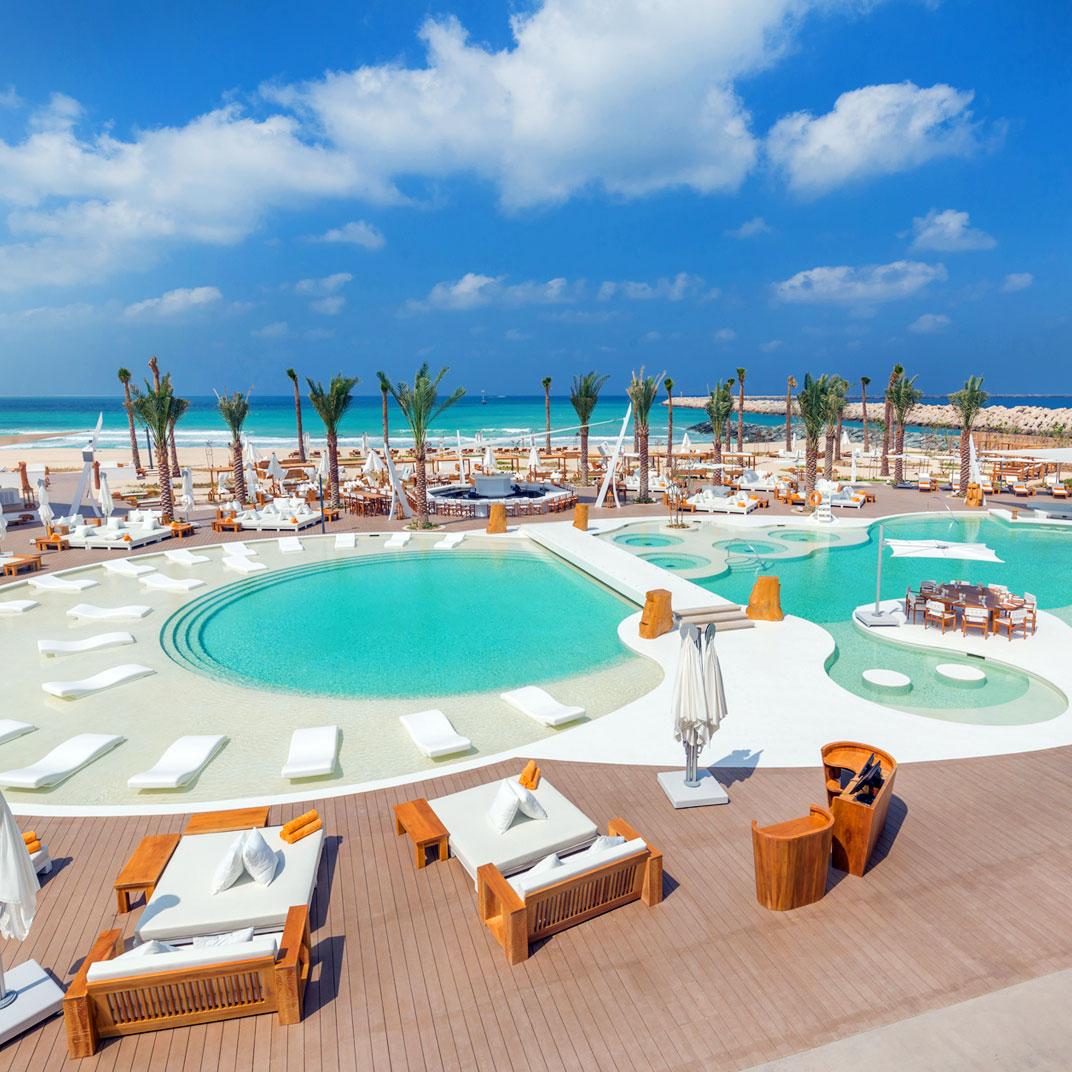 Nikki Beach Resort & Spa, Dubai