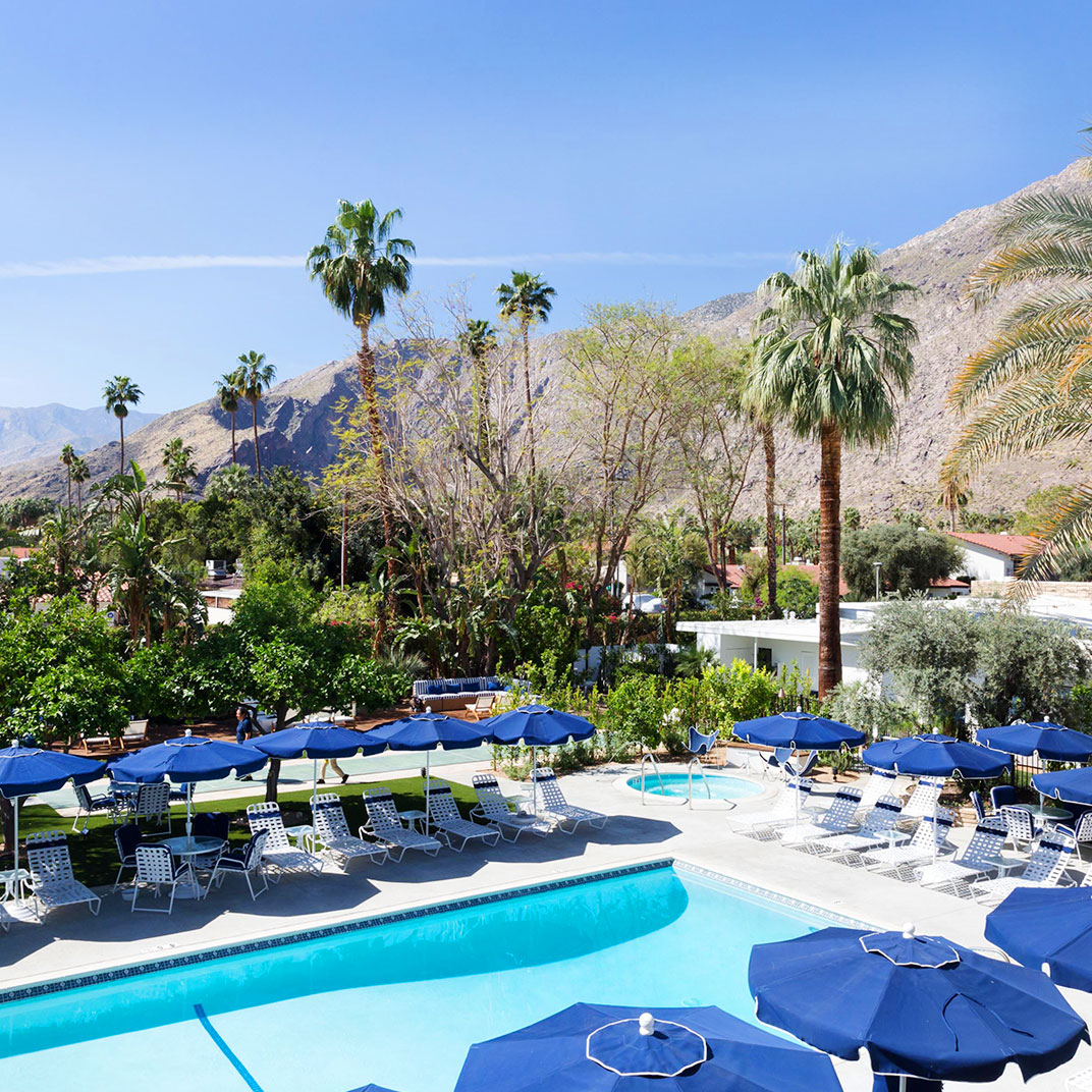 Palm Springs Hotels >> Holiday House Palm Springs Palm Springs California 20 Verified
