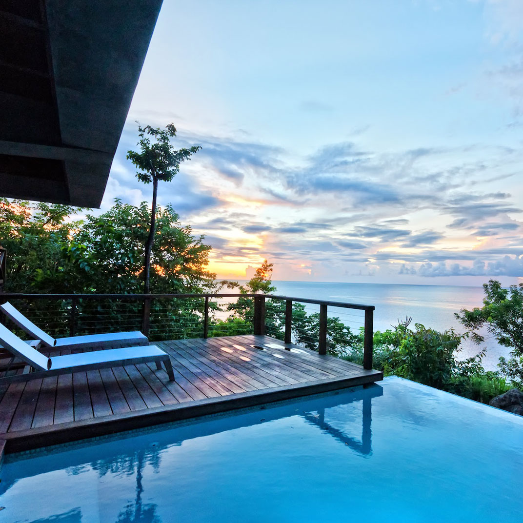 Secret bay portsmouth dominica verified reviews for The tablet hotels