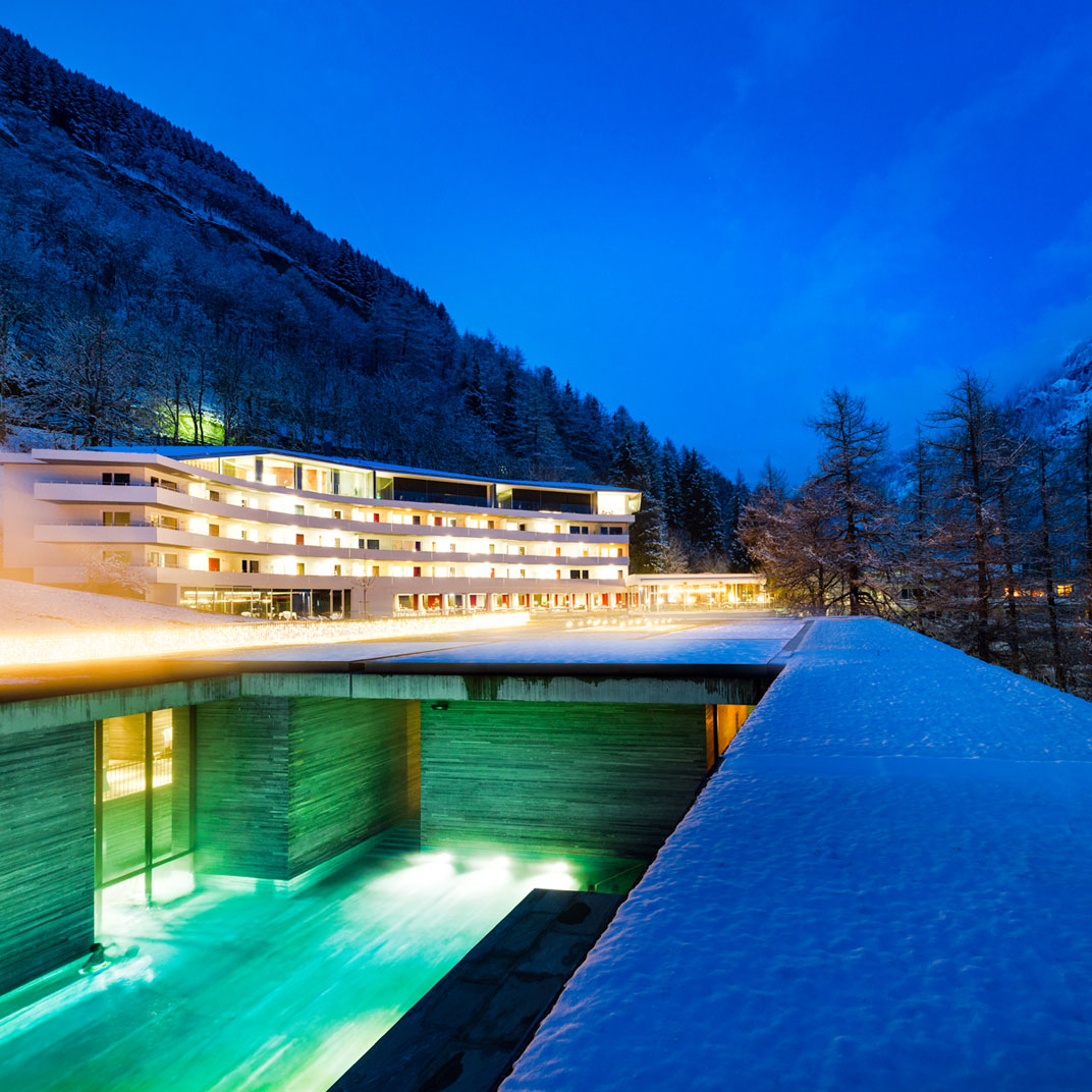 7132 hotel vals switzerland verified reviews tablet for Tablet hotel deals
