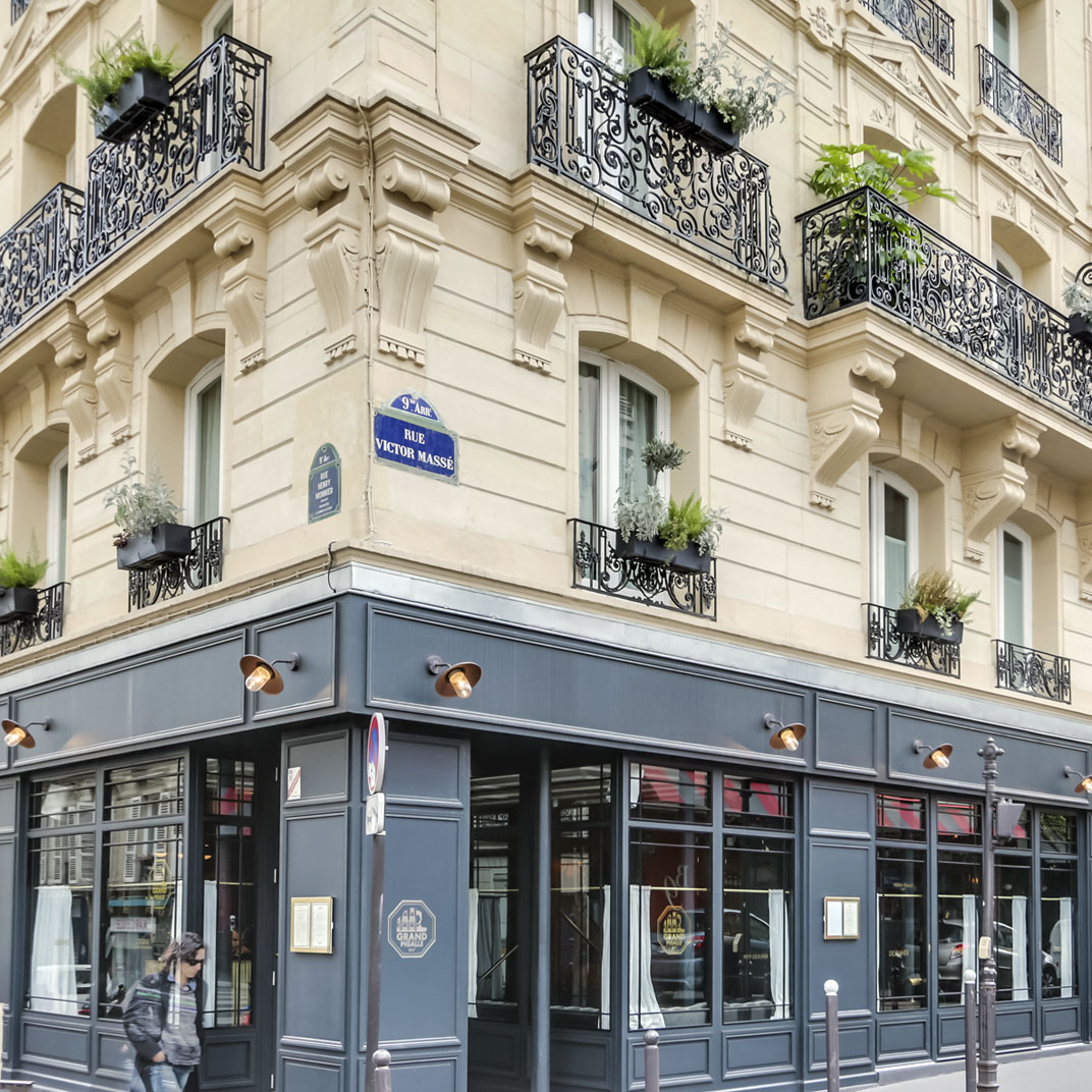 Grand Pigalle Hotel Paris France 10 Hotel Reviews
