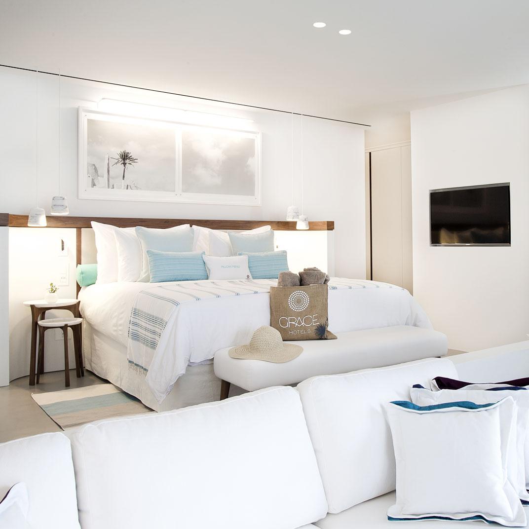 Grace santorini santorini greek islands hotel reviews for Tablets hotel