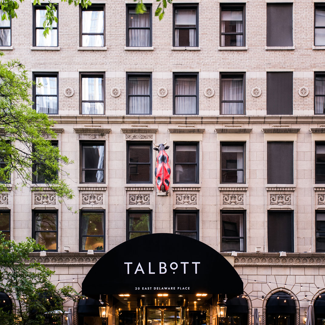 The talbott hotel chicago illinois 87 verified reviews for Tablet hotels chicago