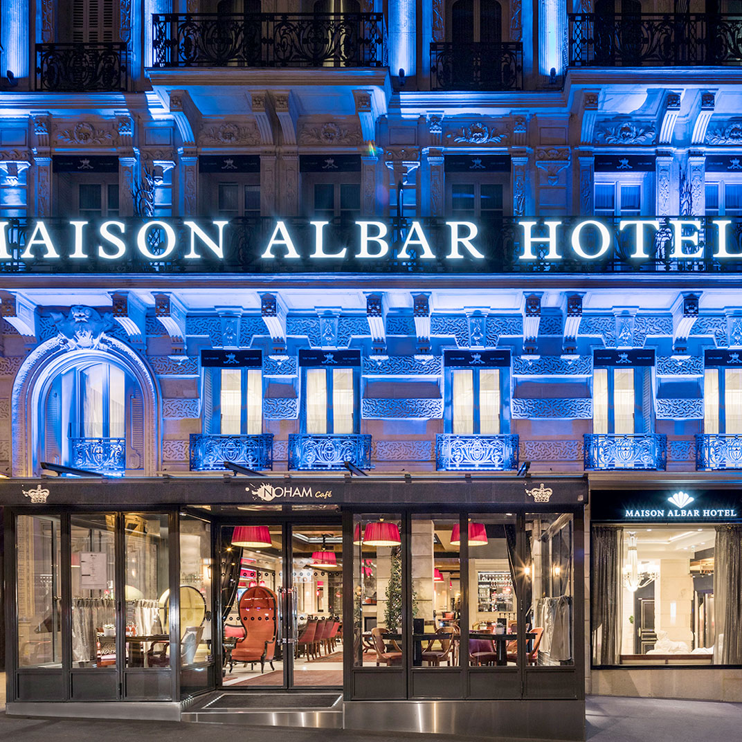 maison albar hotel paris champs elysees paris france verified reviews tablet hotels. Black Bedroom Furniture Sets. Home Design Ideas