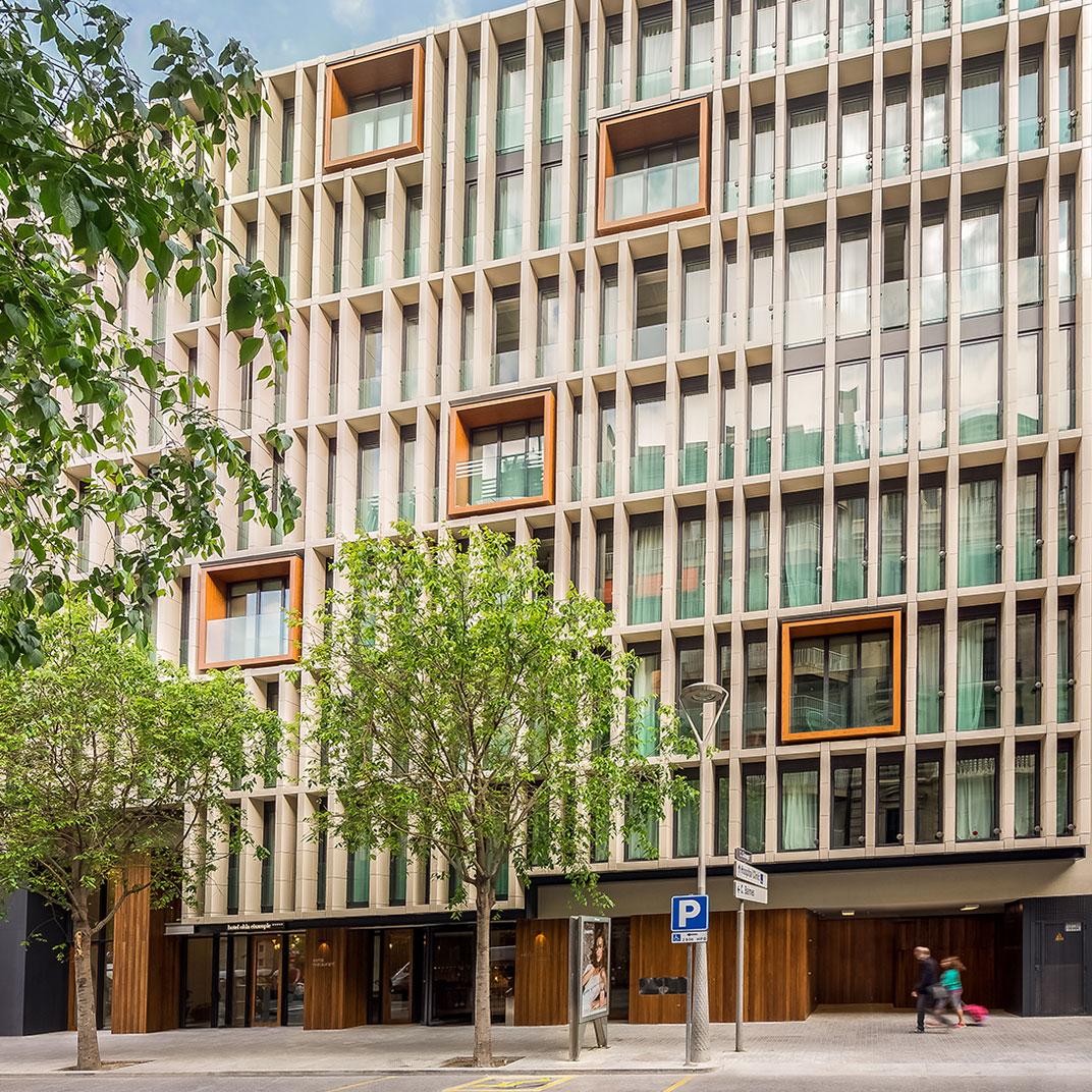 Gran Hotel La Florida (Barcelona, Spanien) 35 Hotelkritiken | Tablet ...