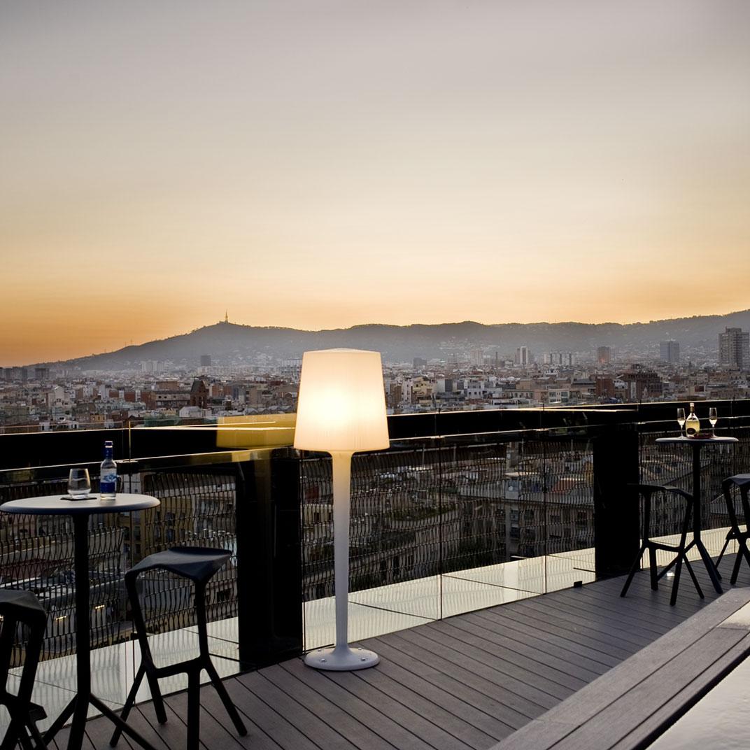 Barcelo raval barcelona spanien 55 hotelkritiken for Tablets hotel