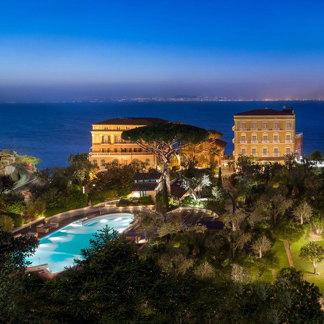 Grand Hotel Excelsior Vittoria (Sorrento, Amalfi Coast) 14 Hotel ...