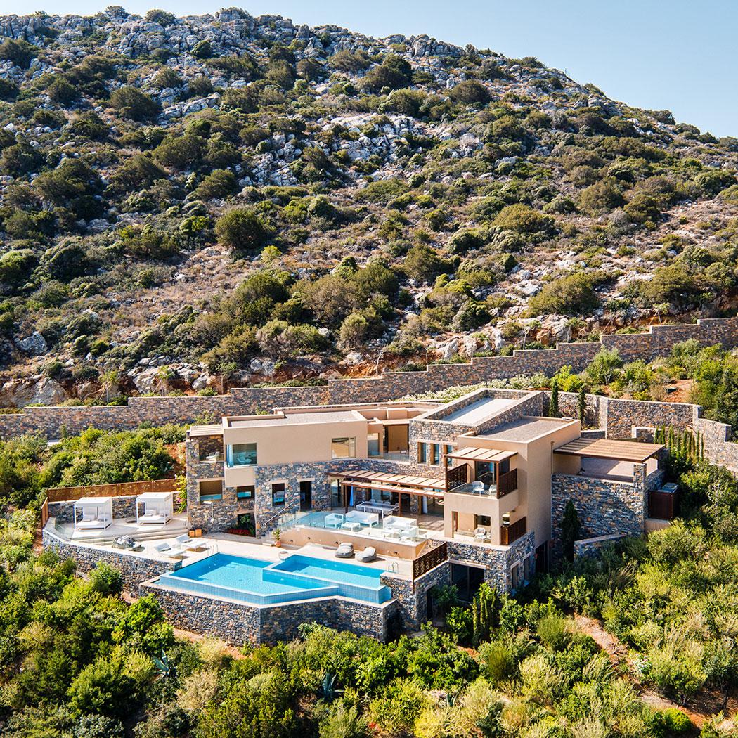 Luxury Resorts: Daios Cove Luxury Resort & Villas (Crete, Greek Islands