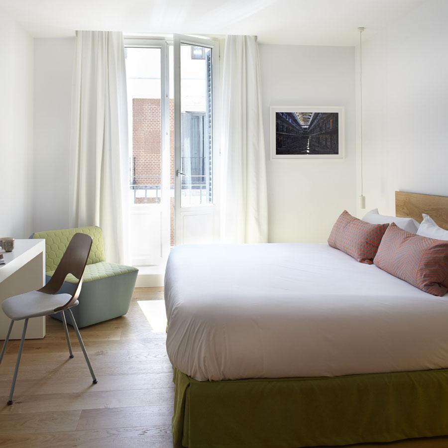 Hotel one shot prado 23 madrid espa a 59 rese as de hoteles tablet hotels - One shot hotels madrid ...