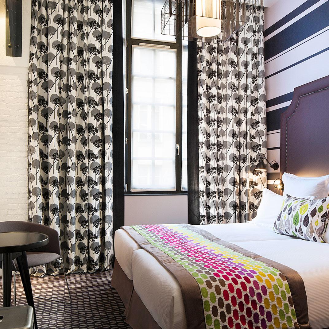 h tel fabric paris paris france 44 hotel reviews. Black Bedroom Furniture Sets. Home Design Ideas