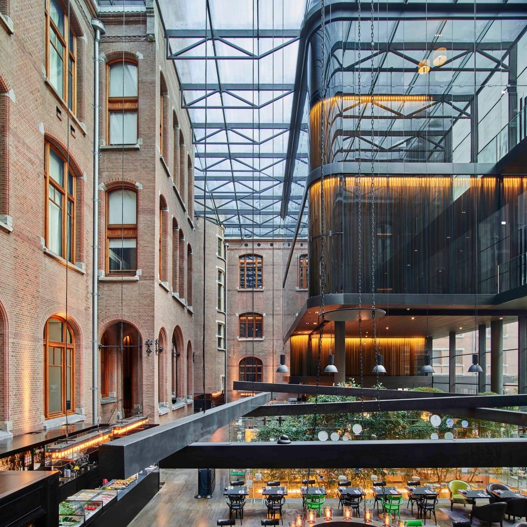 阿姆斯特丹音乐学院酒店(Conservatorium Hotel Amsterdam)