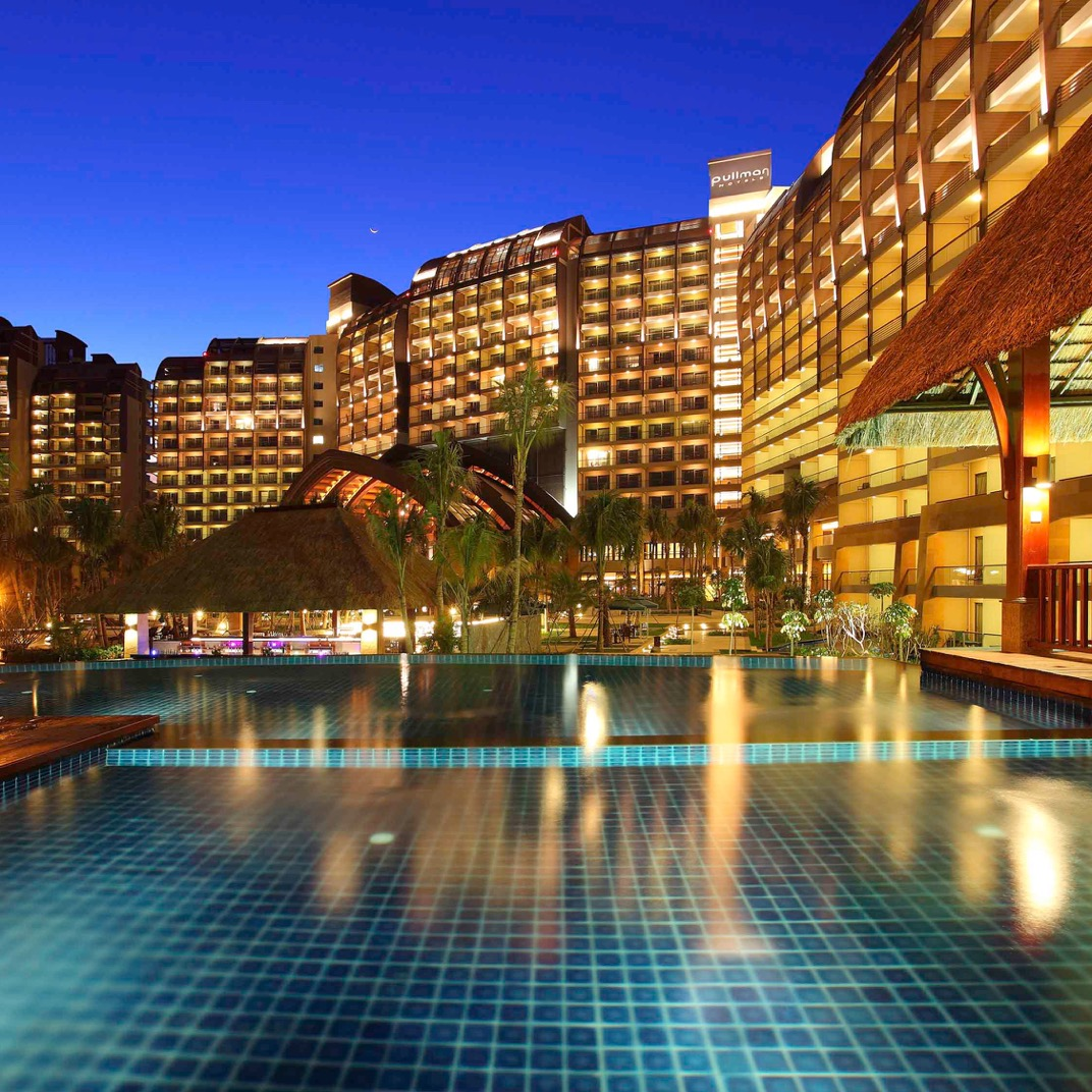 Hotel Pullman Oceanview Sanya Bay Resort & Spa