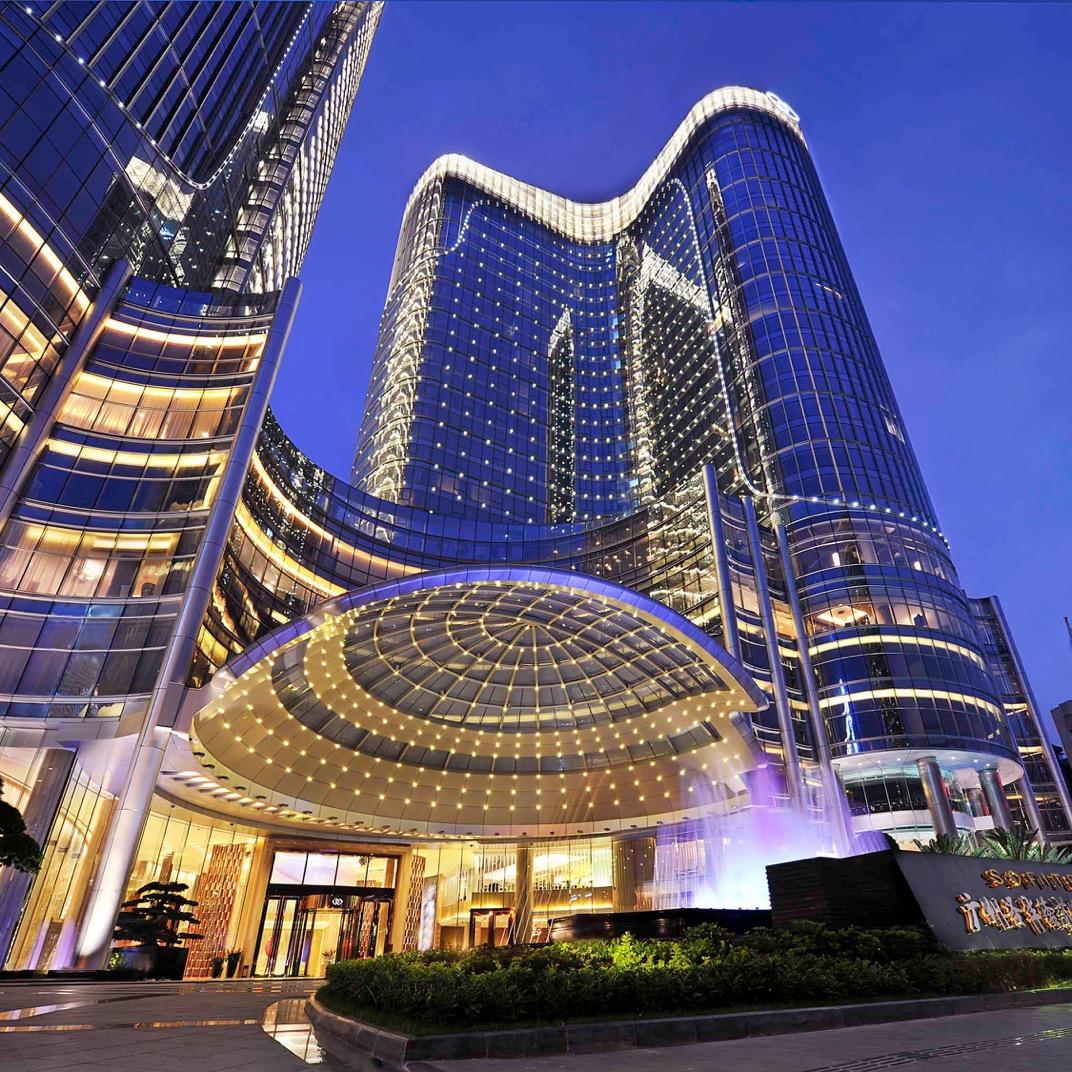广州圣丰索菲特酒店(Sofitel Guangzhou Sunrich)