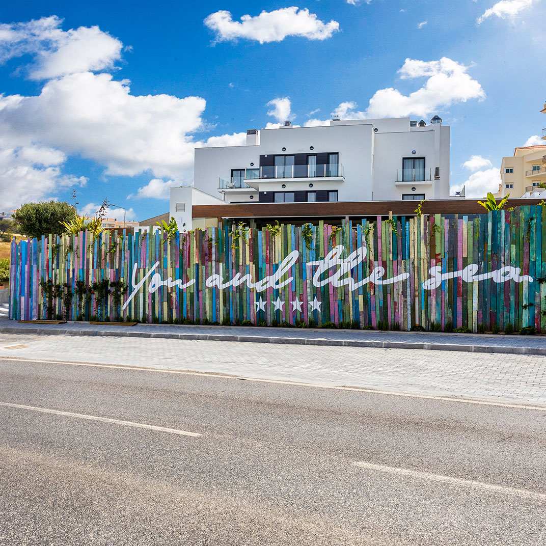 You and the sea - Ericeira Hotel and Apartments