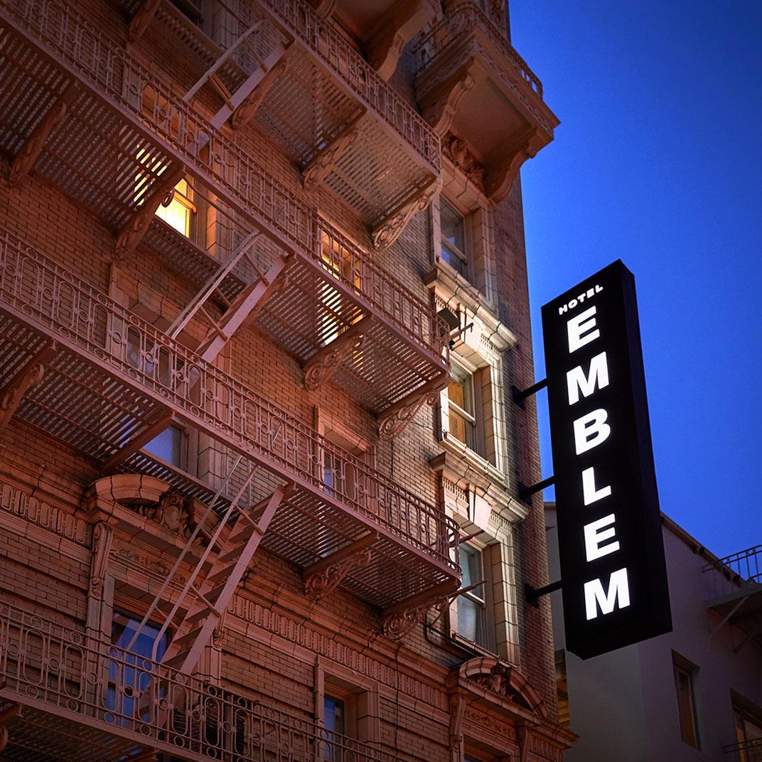 Hotel Emblem San Francisco
