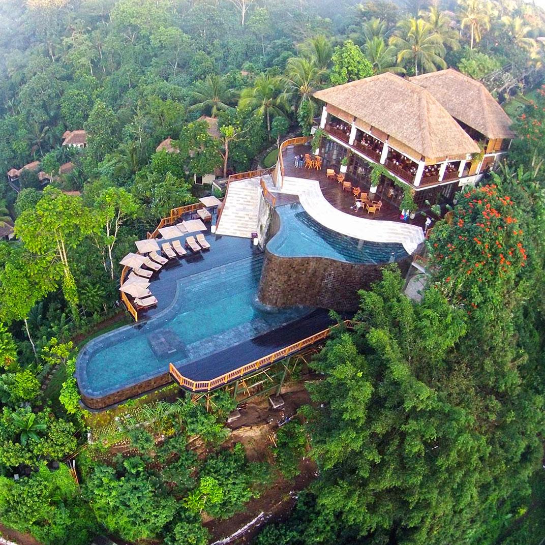 Attirant Hanging Gardens Of Bali