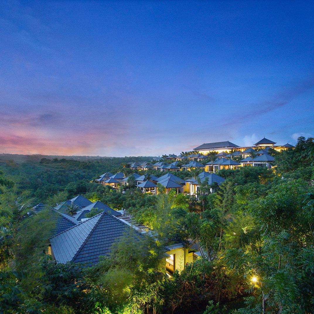 巴厘岛乌干沙悦榕庄酒店(Banyan Tree Ungasan)