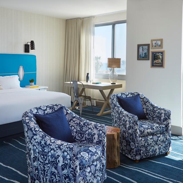 Kimpton Shorebreak Hotel Deluxe Room
