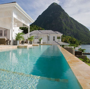 Sugar Beach A Viceroy Resort Soufriere St Lucia Hotel